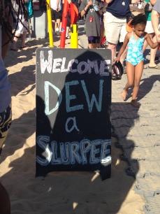 Dew A Slurpee