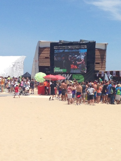 Dew Tour Experience