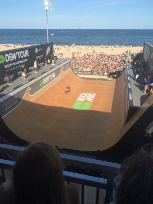 Dew Tour Bike